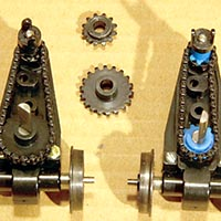Replacement Diesel Drive Components