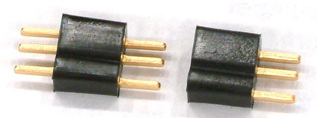 Deans 3-pin Micro Connector