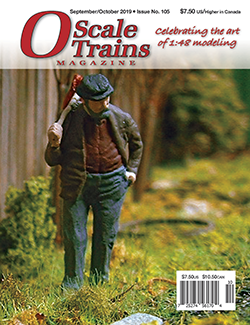 O Scale Trains Magazine Online - Your resource for 1:48