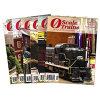 O Scale Trains Magazine joins the WRP Family