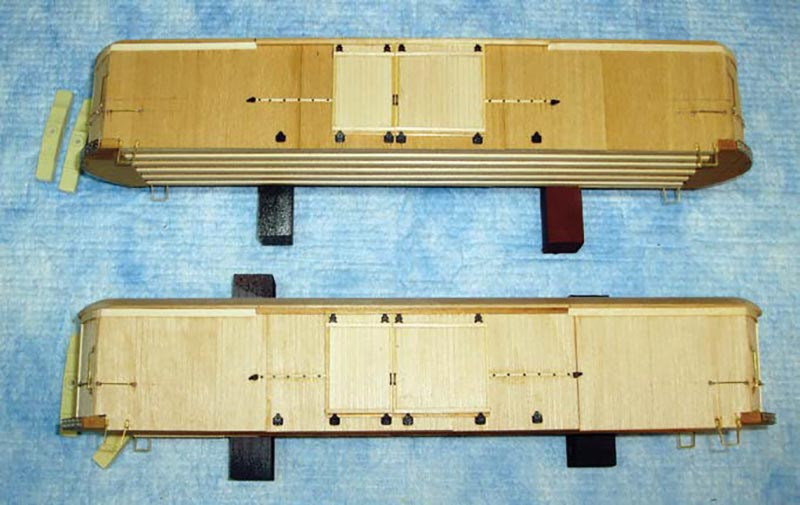 Building a LaBelle CERA Box Trailer: Part 5