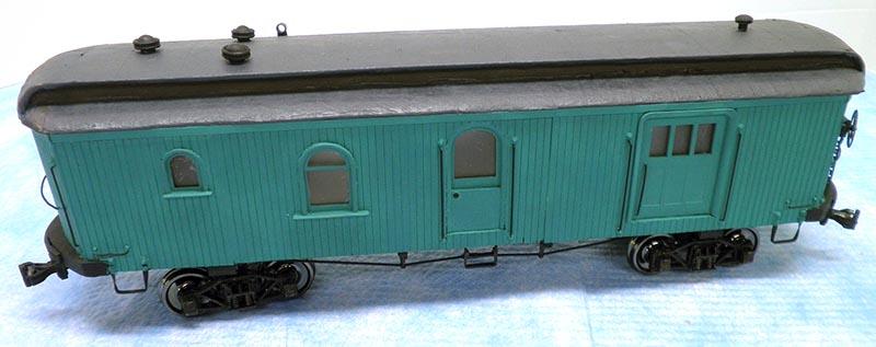 Trolley Freight Trailer